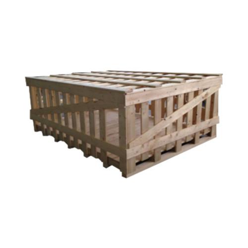 gabbia di legno