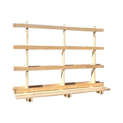imballaggio su misura in legno
